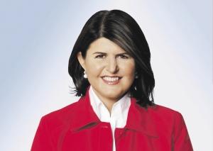 Salzburgs SPÖ-Landeshauptfrau Gabi Burgstaller (Foto: SPÖ Salzburg)