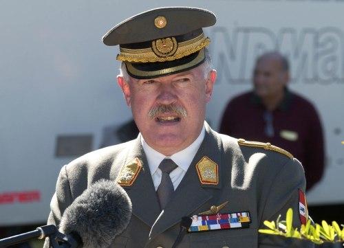 Generalstabschef Edmund Entacher (Foto: Bundesheer)
