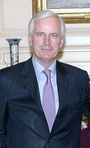"""Richtlinie gegen """"Korruption und Mauschelei"""": EU-Binnenmarktkommissar Michel Barnier"""