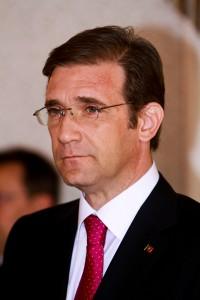 Bereitet auf Druck der Troika Gesetz zur Wasserprivatisierung vor: Portugals Premier Pedro Passos Coelho