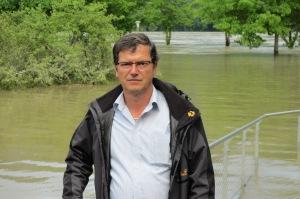 Manfred Michlmayr, Bürgermeister von Grein