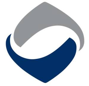 Oben Alpen, unten Adria: Logo der Hypo