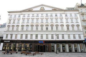 Zentrale der Ersten Bank am Wiener Graben
