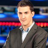 Domagoj Mikic von Nova TV (Foto: Nova TV)