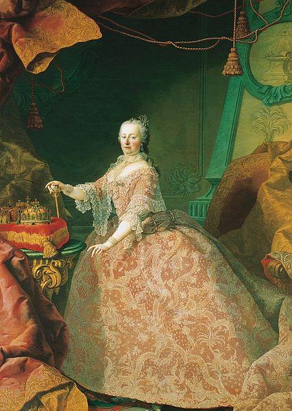 Als Maria Theresia regierte, waren Österreichs Länderfinanzen noch modern und transparent