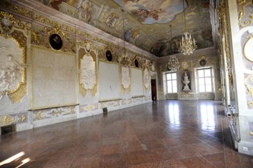 Festsaal im Palais Schwarzenberg (Foto: Corn)
