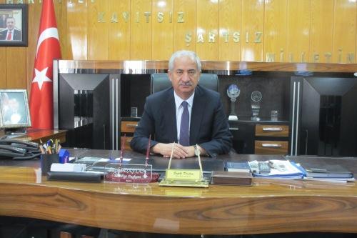 Machtbewusster Lokalpolitiker einer neuerdings aufstrebenden       Provinz: Suphi Daştan, AKP-Bürgermeister von Akdağmadeni
