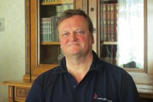 Gerhard Halusa, Historiker im Wiener Wirtschafts- und Gesellschaftsmuseum (Foto: Gepp)