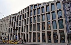Das Kaufhaus Tyrol im Zentrum Innsbrucks machte Benko berühmt (Foto: Wikipedia)
