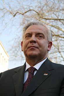 Ivo Sanader, Kroatien vielfach verurteilter Ex-Premier mit engen Verbindungen nach Innsbruck (Wikipedia)