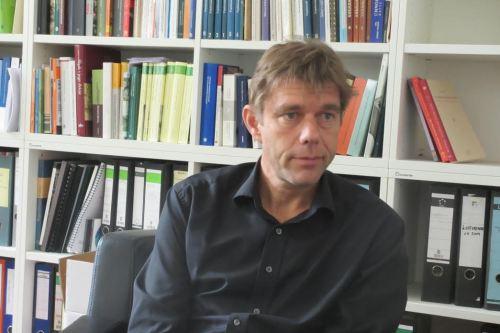 Osteuropahistoriker Philipp Ther (Foto: Gepp)