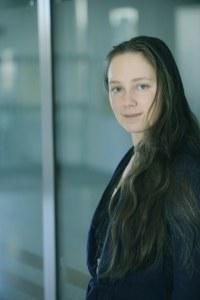 Setzt auch auf Print: Sofia Khomenko, Chefredakteurin von mokant.at (Foto: Heribert Corn)