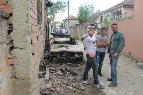 Kumanovo nach dem angeblichen