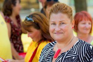 SPÖ-Mandatarin Petra Bayr brachte die Steuer früh ins österreichische Parlament (Wikipedia)