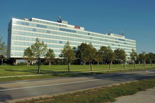 EVN-Zentrale in Maria Enzersdorf